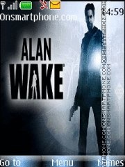Alan Wake Theme 1 theme screenshot