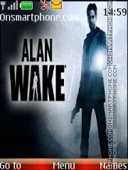 Alan Wake theme 2 theme screenshot
