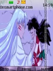 SeSSHomaru & Rin tema screenshot
