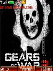 Gears of War 2 tema screenshot