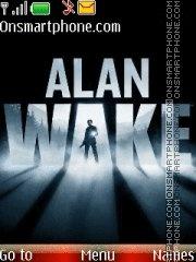 Alan Wake theme screenshot