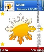 Bandila ng Pilipinas theme screenshot