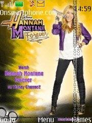 Hannah Montana 04 es el tema de pantalla