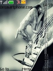 Music Bass Tone theme screenshot