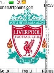 Liverpool With Tone theme screenshot