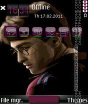 Harrypotter 08 es el tema de pantalla