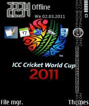 World Cup 2011 01 es el tema de pantalla