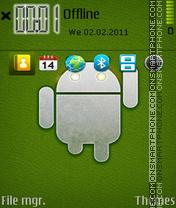Android 13 theme screenshot