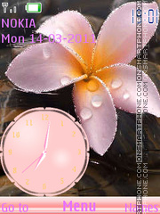 Tenderness Flower (isp) theme screenshot