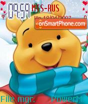 Winnie Pooh 099 theme screenshot