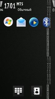 Win 7 Icons Htc es el tema de pantalla