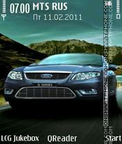 Ford-Falcon es el tema de pantalla