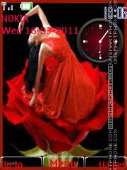 Dancer theme screenshot