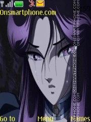 Saint Seiya Pandora theme screenshot