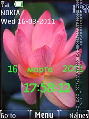 lotus theme screenshot
