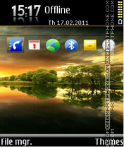Reflection v2 es el tema de pantalla