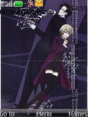 Alois by mimiko tema screenshot