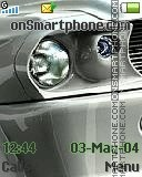 Ford mustang GT500 es el tema de pantalla