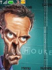 House M.D. 01 es el tema de pantalla