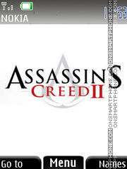 Assassin Creed II theme screenshot