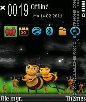 Dark Icons Fp1 es el tema de pantalla