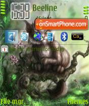 Cat 01 theme screenshot