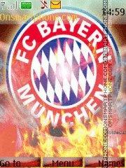 Скриншот темы FC Bayern Munich