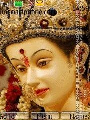 Durga Maa Theme-Screenshot