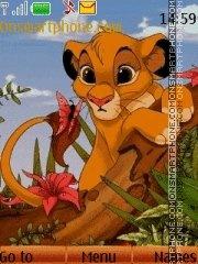 Simba 04 theme screenshot
