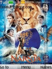 Narnia 01 theme screenshot
