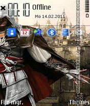 Capture d'écran Assassins Creed 06 thème