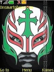 Rey Mysterio theme screenshot