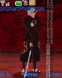 Sasuke theme es el tema de pantalla