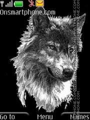 Wolf By ROMB39 theme screenshot