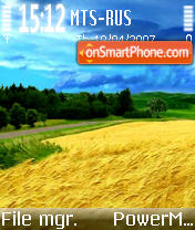 Скриншот темы My Vista V1