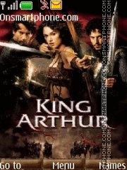 King Arthur 03 theme screenshot