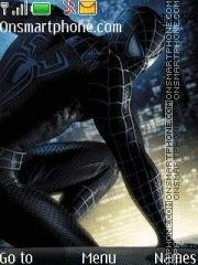 Spiderman With Tone theme screenshot