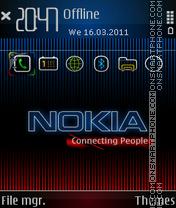 Скриншот темы Inokia fp1