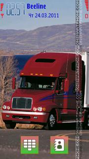 Freightliner Theme-Screenshot