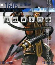 Mortal Combat theme screenshot