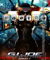G.I.JOE theme screenshot