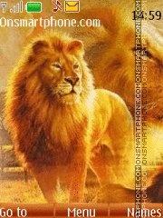 Lion 26 es el tema de pantalla