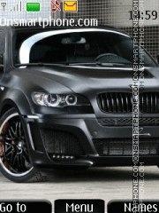 BMW 2013 theme screenshot
