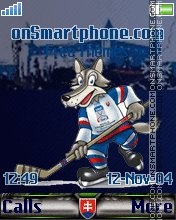 Gooly BA Ice Hockey Championship tema screenshot