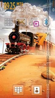 Train 03 Theme-Screenshot