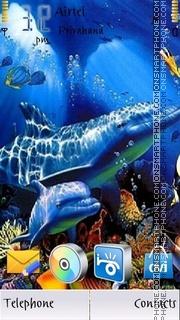 Dolphins 09 es el tema de pantalla
