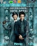 Sherlock holmes es el tema de pantalla