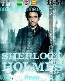Sherlock holmes Theme-Screenshot