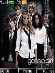 Gossip Girl 03 tema screenshot