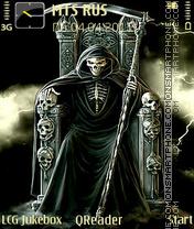 Throne theme screenshot